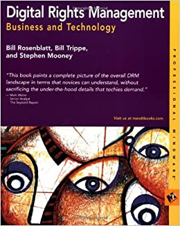 Amazon com: Digital Rights Management: Business and Technology