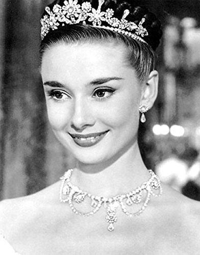 Audrey Hepburn Tiara Replica by TiaraTown (Image #4)