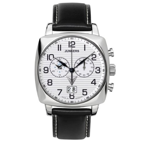 Junkers 1st Atlantic Flight East-West, Big Date Chronograph 6486-1