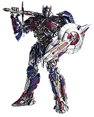 Three A Hasbro x 3A Transformers the Last Knight: Optimus Prime Premium Scale Collection Action Figure