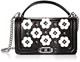 Rebecca Minkoff Floral Applique Love Crossbody