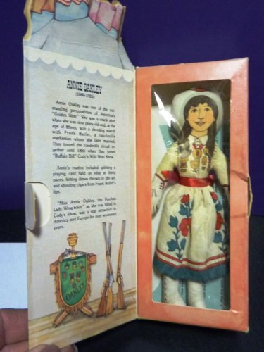Hallmark Collectible Doll - Annie Oakley, Famous Americans Series 1