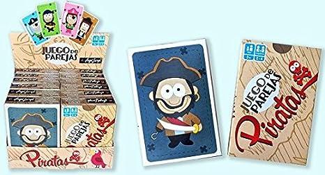 Angel Europa Cartas de Juego Piratas: Amazon.es: Juguetes y ...