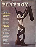 old playboy magazines - April 1961 Playboy Magazine -- Vintage Old Collectible Playboy