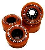 : Landyachtz HAWGS 76mm (L series) Hawgs (LYH76) Longboard Wheels (Set of 4)