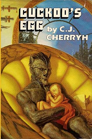 book cover of Cuckoo\'s Egg