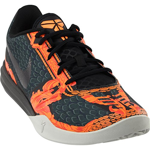 tumbled Pewter Kobe Nike total Grey Mentality black Orange Deep qfXnxwHnvU