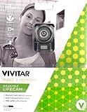 Vivitar DVR906HD HD LifeCam Digital Lifelogger Video Camera Camcorder (Black)