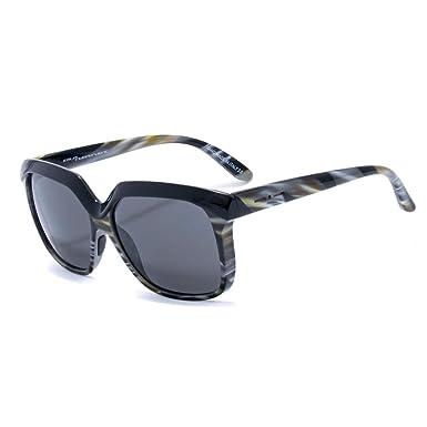 italia independent 0919-BTG-071 Gafas de sol, Gris, 57 para ...