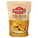 Arrowhead Mills, Mix Corn Bread And Muffin, 20 Ounce