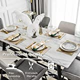Placemats by Home Brilliant Set of 4 Heat Resistant