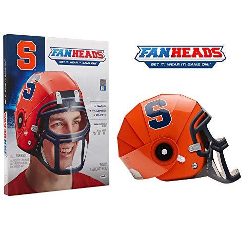 Fan Heads - Syracuse Orange Helmet
