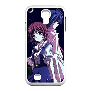 Clannad Samsung Galaxy S4 9500 Cell Phone Case White LMS3852162