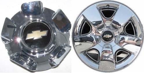Chevrolet Oem Rims - 4