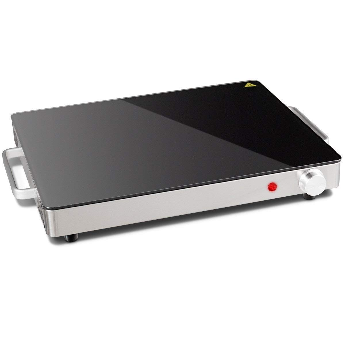 Giantex Warming Tray with Adjustable Temperature Control Perfect For Buffets, Restaurants and Home Dinners