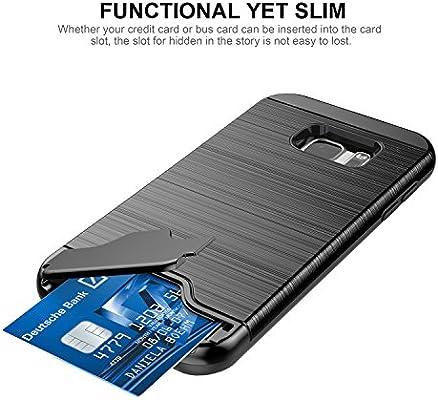 Amazon.com: Funda protectora Raydem para Samsung Galaxy S7 ...