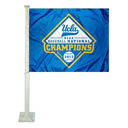 2013 UCLA National Champs Car Flag and Auto Flag