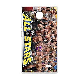 All stars robust muscles man Cell Phone Case for Nokia Lumia X