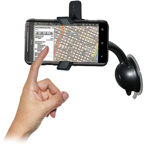 Amzer AMZ94187 Car Mount and Case System for HTC EVO 4G L...