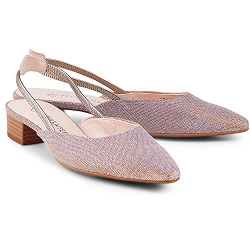 Peter Scarpe Shimmer Pink Donna Kaiser Castra Col Tacco qExPFqUrn