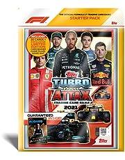 F1 Turbo Attax Starter Pack