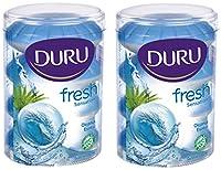 Duru Fresh Sensations Body Wash, Ocean Breeze, 2 Count
