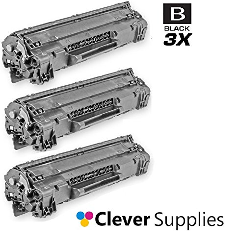 Clever Supplies Compatible Toner Cartridges High Yield 3 ...