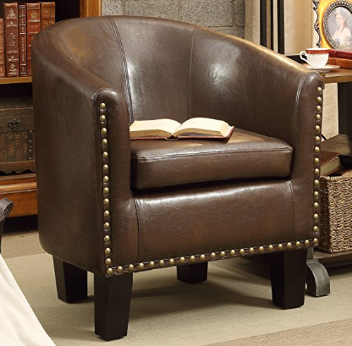 Rosevera Home Duilio Barrel Chair