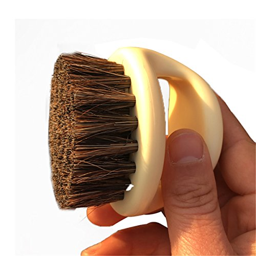 Black Car Care Detailing Soft Brush For Interior,leather Seat,Roof,Panel,Dashboard