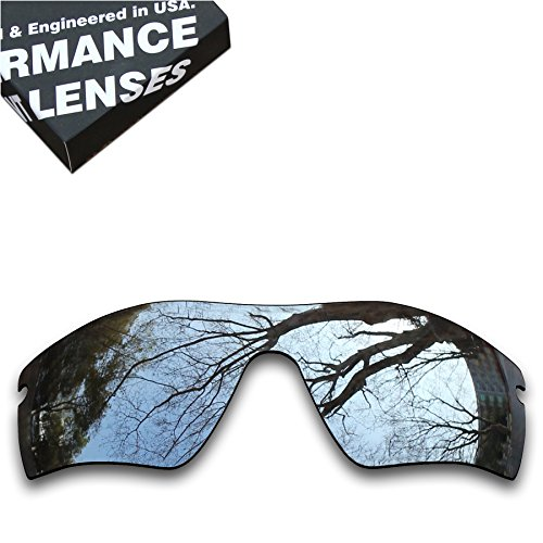 ToughAsNails Polarized Lens Replacement for Oakley Radar Path Sunglass - More - Radar Lenses