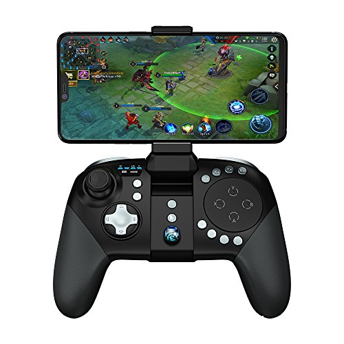 GameSir G5 MOBA Trackpad Touchpad Gaming Controller Wireless Gamepad for Android (Best Controller Supported Android Games)