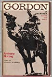 Front cover for the book Gordon of Khartoum: Martyr and Misfit by Anthony Nutting
