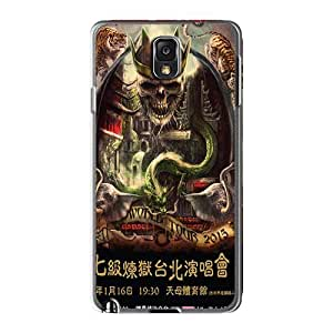 Samsung Galaxy Note3 PlH11939XqOn Allow Personal Design Beautiful Avenged Sevenfold Series Shockproof Cell-phone Hard Covers -DannyLCHEUNG