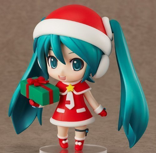 Good Smile Hatsune Miku: Nendoroid Action Figure Santa Ver.