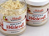 Sugar Scrub with Shea and Cocoa Butter, Body Scrub Witchcraft - Compare to Love Spell