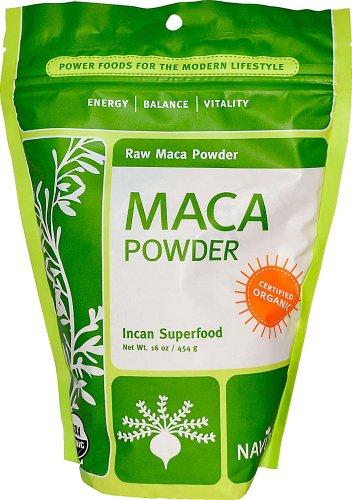 Navitas Naturals Organic Maca Powder, 16 Ounce -- 6 per case. by Navitas Naturals