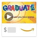 Amazon eGift Card - Happy Graduation (Animated) [American Greetings]