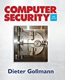 Computer Security, Dieter Gollmann, 0470741155
