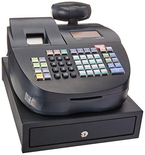 Royal 1000ml, Caja Registradora con pantalla LCD, 200 departamentos y 500 configuraciones PLU