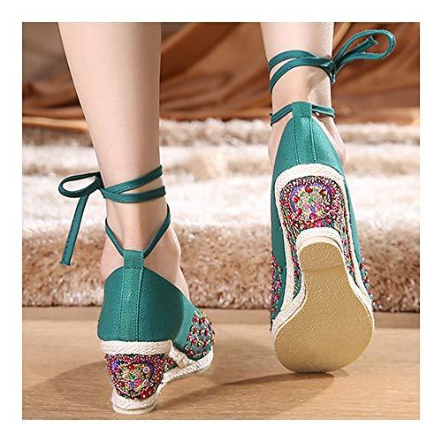 Donna Ballerine Kzy Kzy Green Donna Green Ballerine Ballerine Kzy w1qBFBf