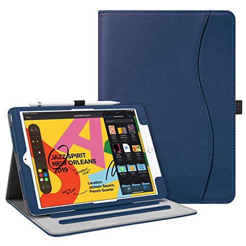 کیف پلاستیکی Fintie برای آی پد ۱۰.۲ اینچی اپل نسل ۷ و ۸ (۲۰۱۹ و ۲۰۲۰)