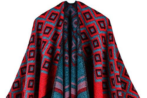 Cape Femme Poncho Large Extra Femme Cape aq0f7