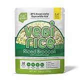 Cauli Rice - Fullgreen - Low Carb Riced Cauliflower (Broccoli with Cauliflower, 1 Count)