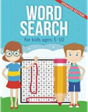 Word Search For Kids Ages 5-10: A Word Search Book For Clever Kids