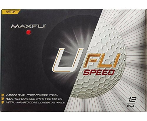 Maxfli UFli Speed Golf Balls (12 Pack)