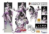 Medicos JoJo's Bizarre Adventure: Part 5--Golden Wind: Purple Haze Super Action Statue