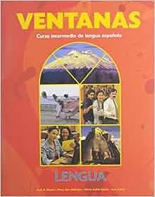 Amazon.com: VENTANAS PACK A + Student Activities Manual (9781593340681