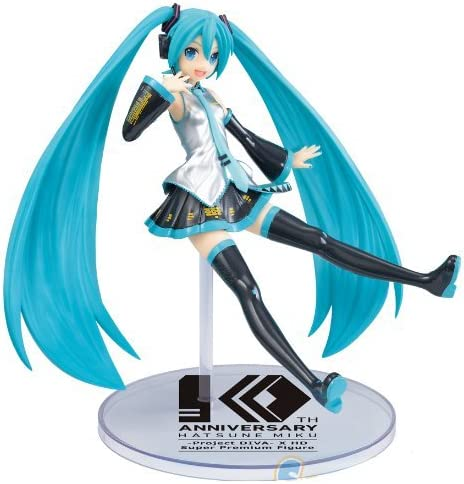 Japanese Anime VOCALOID HATSUME Miku  Figure Toy Project DIVA Arcade Furure Tone