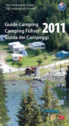 TCS Campingführer Schweiz & Europa 2011