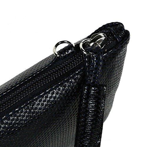 Womens Peter Messenger Kaiser Cube Handbag Santrine Notte 4xqwSAxa1